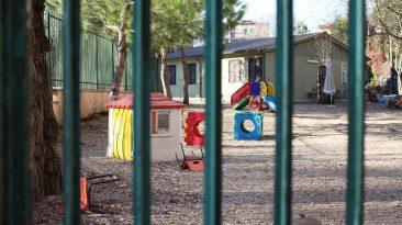 Pautes d'ús i manteniment dels parcs infantils per prevenir la COVID-19